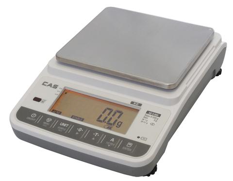 фото 1 Лабораторные весы Cas XE-1500 на profcook.ru