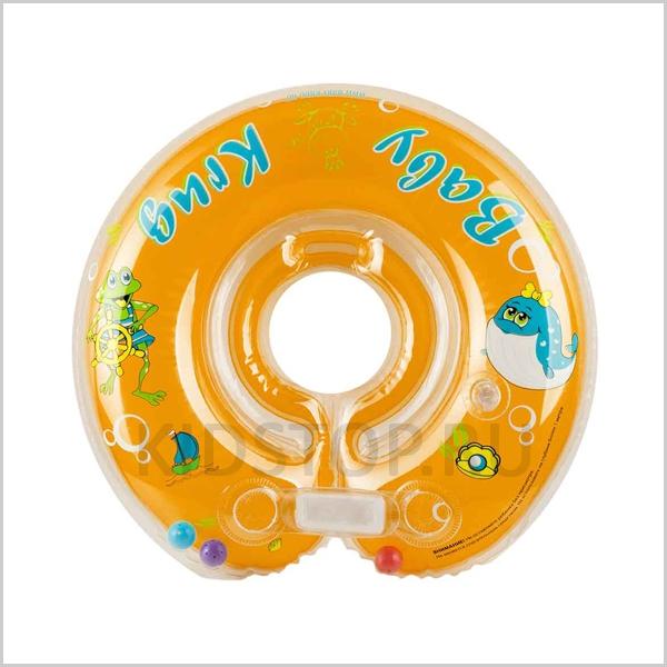 Круг для купания Крошка Я Подсолнух 1013031