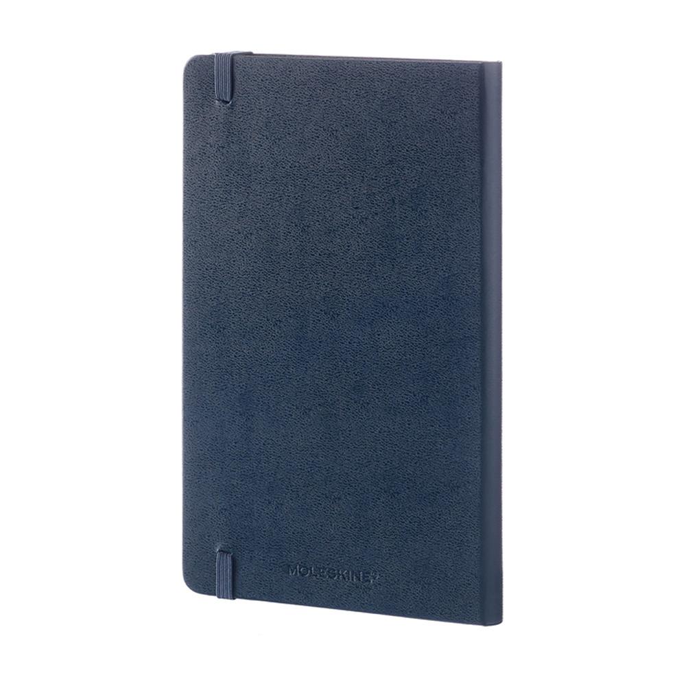 Блокнот Moleskine Classic Large, цвет синий, в линейку