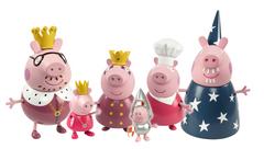 Игровой набор «Королевская семья», Peppa Pig
