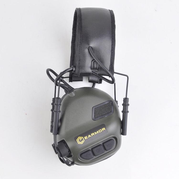 Активные наушники EARMOR ME4 (Military Edition)