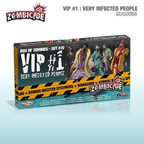 VIP #1: Very Infected People