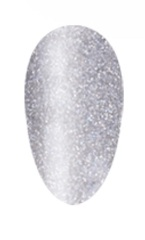 Гель-лак ONIQ - 155 Glimmering Grey, 10 мл