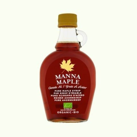 Кленовый сироп (евролист), без сахара, Канада - 250 г