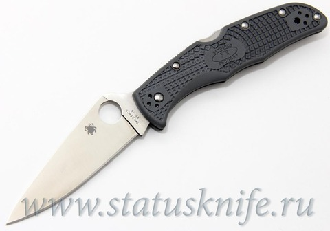 Нож Spyderco Endura Flat Ground Gray C10FPGY