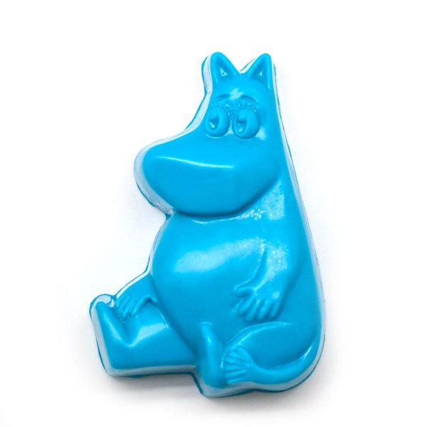 Форма пластиковая для мыла Мумми сидит