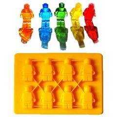 Форма силиконовая Человечки Лего