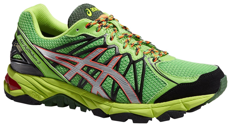 Мужские кроссовки внедорожники Asiccs Gel-Fujitrabuco 3 G-TX (T4E3N 8593)