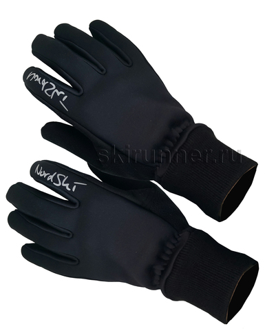 Перчатки Nordski Active Black
