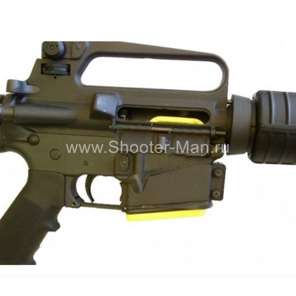 Флажок безопасности для шахты магазина AR15 и выбрасывателя Shooter-Man