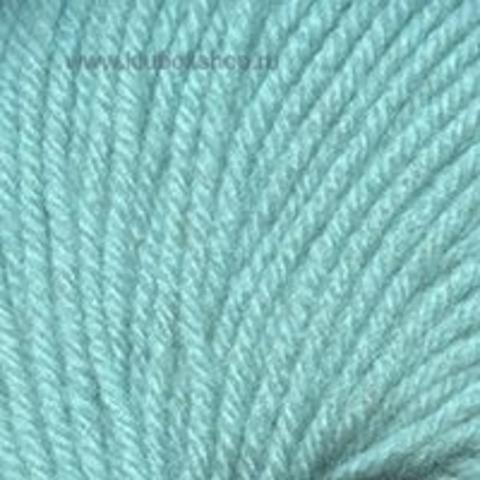 Пряжа Кроха цвет айсберг 840 Троицкая фабрика