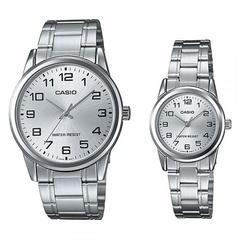 Парные часы Casio Standard: MTP-V001D-7B и LTP-V001D-7B