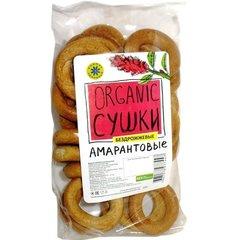 Сушки амарантовые 200 гр.(Компас Здоровья)