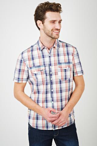 Рубашка мужская  M712-20D-05CS