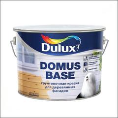Краска фасадная Dulux DOMUS BASE (белый)