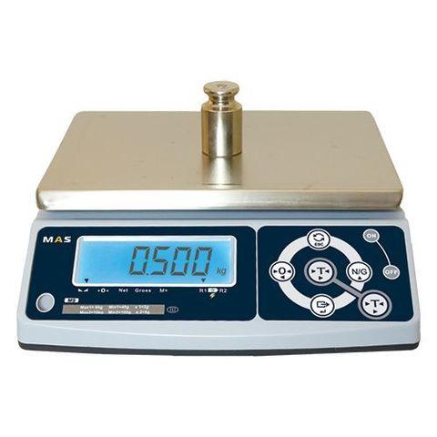 фото 1 Весы порционные электронные MAS MS-10 на profcook.ru