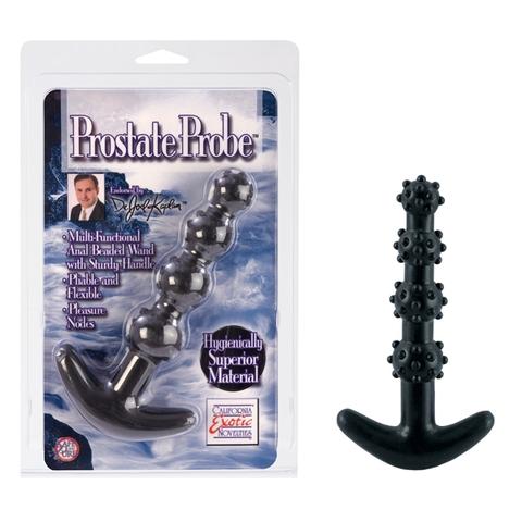 Анальная ёлочка Dr. Joel Kaplan ® Prostate Probe (15х3см)