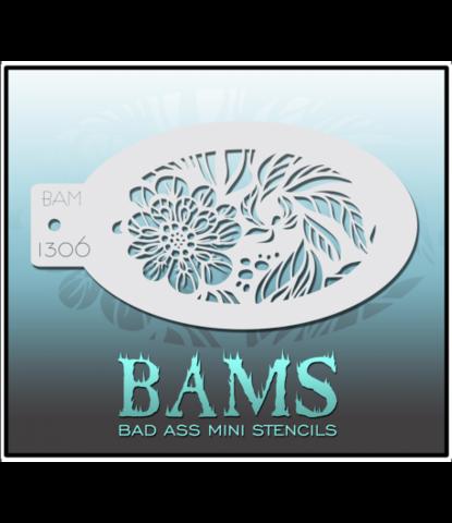 Трафарет BAMS 1306