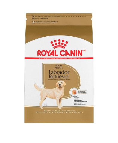 Royal Canin сухой корм для взрослых собак породы Лабрадор 12 кг