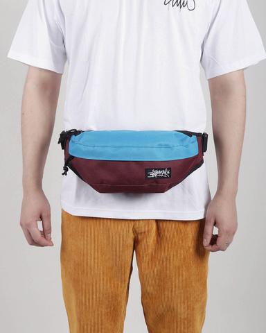 Сумка Anteater Minibag Combo Blue/Bordo