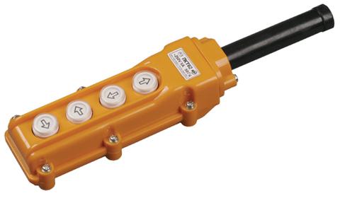 Пульт управления ПКТ-62 на 4 кнопки IP54 TDM