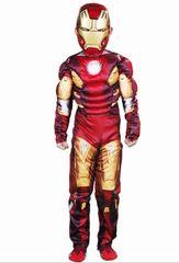 Костюм Железного Человека классический Марк 7 для мальчика