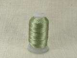 Шелковая нить, толщина 0,38 мм (FF), нежно-зеленый (1 метр)