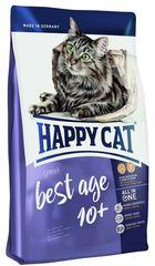 Корм для пожилых кошек Happy Cat Best Age 10+ Профилактика возрастных изменений