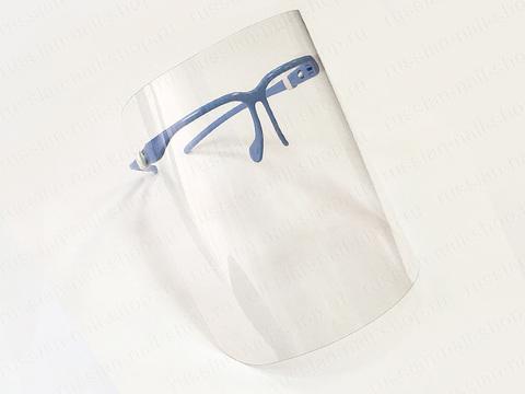 Экран защитный для лица PFS-BL (голубой)
