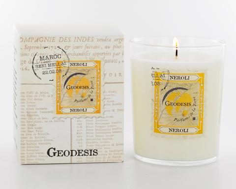 Ароматическая свеча Geodesis Neroli