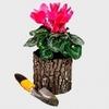 Вертикальная цветочница  Surreal Дуб S (15х15 см) (Nature Innovation)