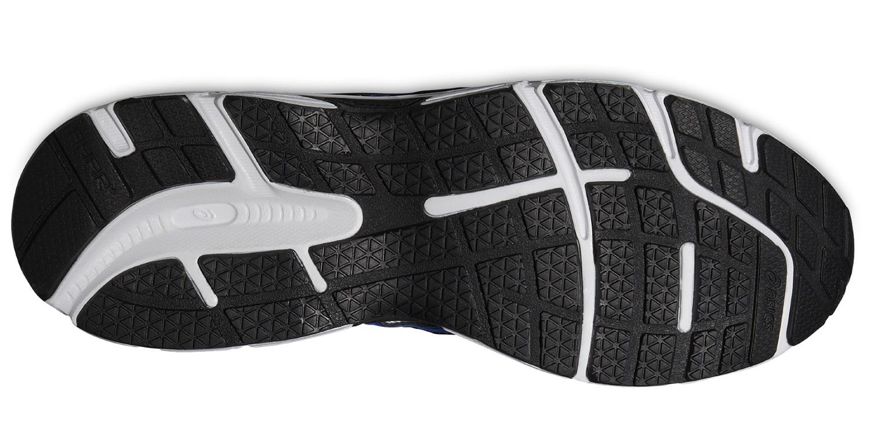 Мужские кроссовки для бега Asics Patriot 7 (T4D1N 0142) белые фото подошва