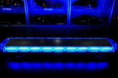 Спец.сигнал ДПС E207 (на крышу 1050мм),(blue+blue),шт