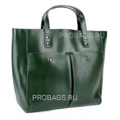 Сумка-шоппер JMD 4486 Зеленый