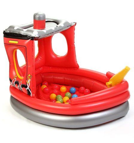 Игровой центр Upright Пожарный катер напрокат