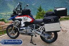 Ручка для подъема мотоцикла BMW R1200GSA серебро