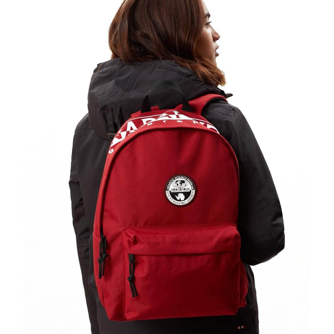 Рюкзак Napapijri Happy Day Pack Red Scarlet
