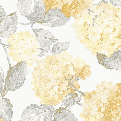 Обои Aura English Florals G34308, интернет магазин Волео