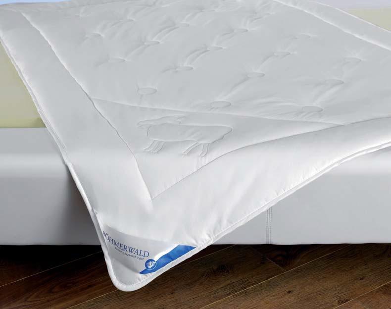 Элитное одеяло кашемировое 200x220 Cashmere от Bohmerwald