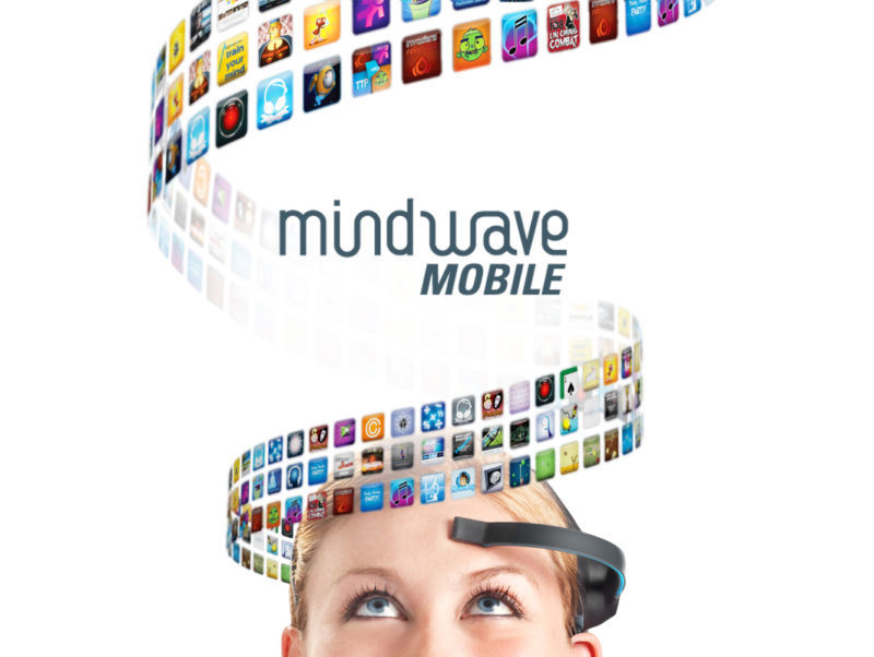 Нейро-гарнитура NeuroSky MindWave Mobile Brainwave Starter Kit