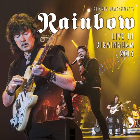 Ritchie Blackmore's Rainbow / Live In Birmingham 2016 (2CD)