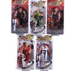 Уличный боец фигурки бойцов — Street Fighter figure