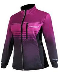 Элитная женская беговая куртка Noname Pro Running DigiPrint Violet
