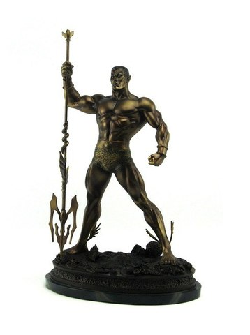Bowen Designs Marvel Namor statue Faux Bronze Edition