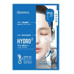 Mediheal Capsules 100 Bio Seconderm Hydro - Маска для лица двухступенчатая увлажняющая
