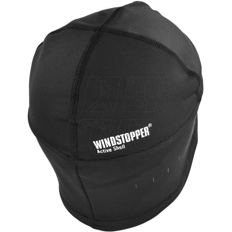 Шапка с ветрозащитой асикс  Windstopper Beanie (130354 0904) унисекс