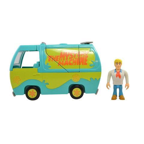 Игровой набор Мистическая машина - трансформер  и фигурка Фреда - Скуби Ду (Scooby-doo), Hanna-Barbera