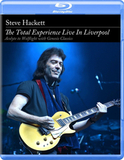 Steve Hackett ‎/ The Total Experience Live In Liverpool - Acolyte To Wolflight With Genesis Classics (Blu-ray)