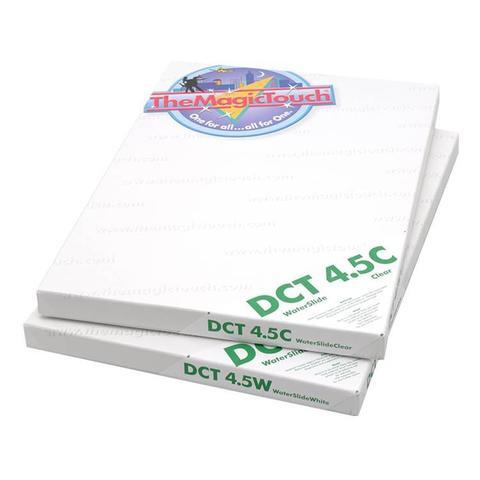 Трансферная бумага The Magic Touch DCT 4.5С А4 для холодного переноса на светлые гладкие (твердые) поверхности