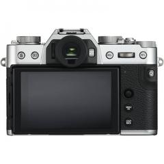 Цифровая фотокамера FujiFilm X-T30 Kit XF 18-55mm f/2.8-4 R LM OIS. Серебристый